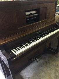 Weaver Player Piano in working condition