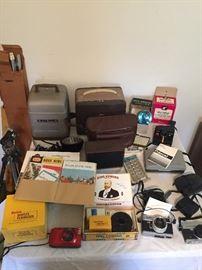 Vintage Cameras & Equipment