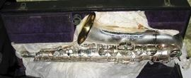 saxophone old one