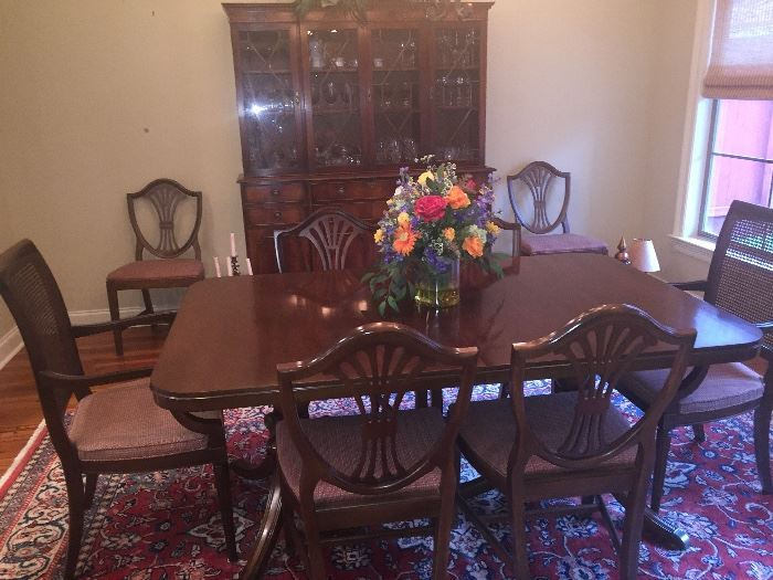 Love This Dining Room Set And Matching China Cabinet