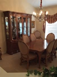 Bernhardt and Century dining room