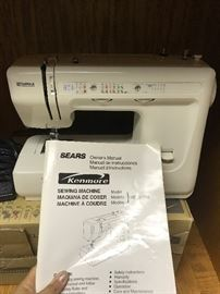 Brand new Sears Kenmore Sewing Machine in box
