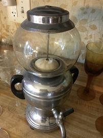 Vintage coffee server