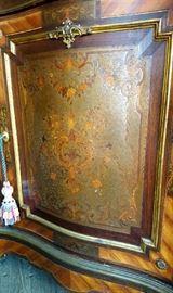 bronze front on Horner credenza