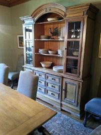 gorgeous french provincial style buffet from Drexel Heritage originally $9000, asking $800.