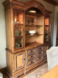 another view of the Drexel Hutch - dimensions will be added
