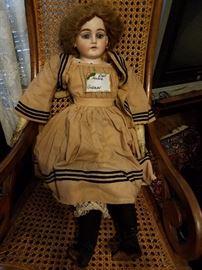 Ernst Heubach German Doll