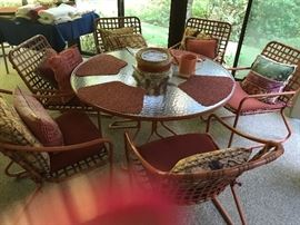 Brown Jordon Patio Set