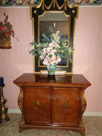 lovely foyer table
