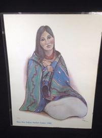 Sheila Hill Print