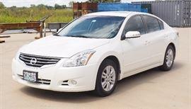 2012 Nissan Altima Passenger Car, VIN # 1N4AL2AP0CC159578, 149875 Miles, Push Button Start