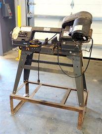 """Dayton 5 x 6"""" Band Saw Model 2LKT4, 1/3hp, 1720rpm, 64.5 x 1/2"""" Blade Size"""