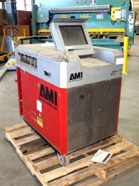 Arc Machine Inc. Arc Welder Model 415, Serial #32609, Output Max 400A/30v, Original Manuals And Windows ME Operating System