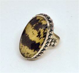 Sterling Silver Amy Kahn Russell ring