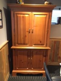 Armoire - matches dresser in next picture