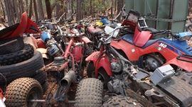More Bone yard..parts/restore needed ! Amazing!