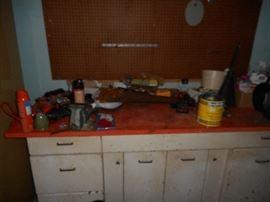 Workbench & tools