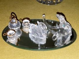 Swarovski miniatures