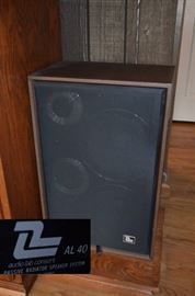 Audio Lab AL-40  speakers