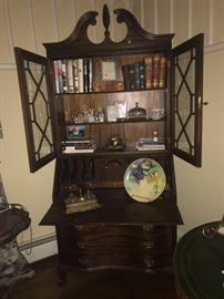 Vintage Secretary with Great storage