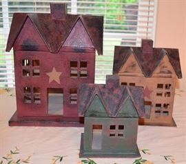 Nesting House Boxes