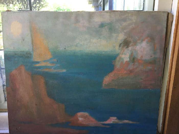 Set Sail by Doris Rudoff