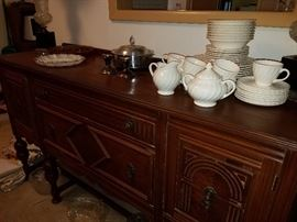 Buffet and sideboards