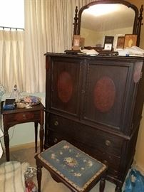Dressers and tables