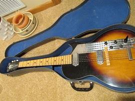 Kay electric  guitar.