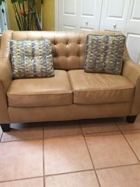 Pair Of loveseats in excellent condition