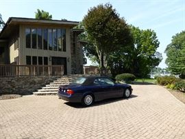1995 325i BMW convertible  37,500 miles