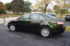 2011 Toyota Camry with 23,000 miles.  $12,500 OBO