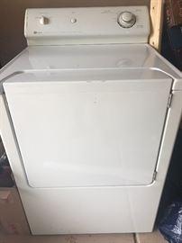 G E dryer like new $100