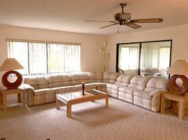 Full living room set