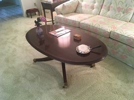 Sofa and coffee table, great condition
