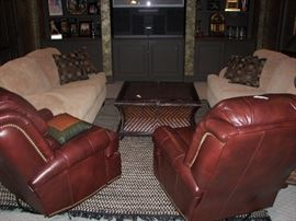swivel and recline