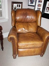 recliner leather