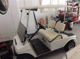 Club Cart Golf Cart, Great Condition