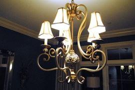 Jessica McClintock chandelier