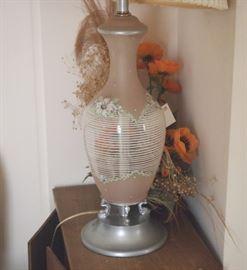1950's lamp