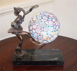 Millefiori Lamp