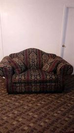 A love seat