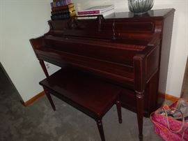 Story & Clark Upright Piano
