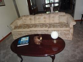 Ethan Sofa & Coffee Table
