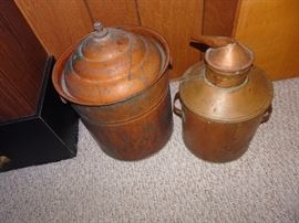 Old Copper Stills