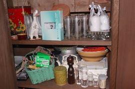 Kitchenware and Digital Camera