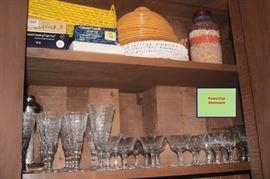 Rosenthal Stemware and Kitchenware
