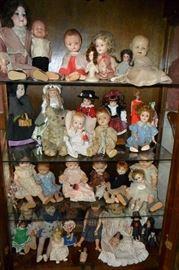 Antique & Vintage Dolls!!!