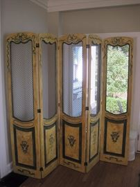 5 panel Room Divider/Screen.