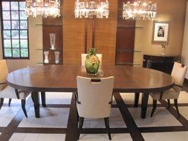 Berman Rosetti Dining Set.